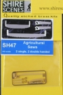 S47 98647 Agricultur Saws Kit