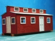 1019 Spur O Logging Bunk House Kit