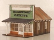 2036 HO Deadwood Gazette Kit