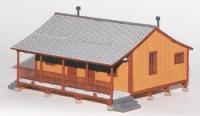 NE40029 Yard Supervisors Residence Bausatz