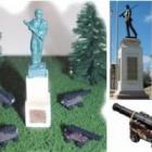 20048 N, Heros Monument, Denkmal, Bausatz