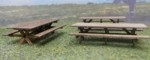 2515 HO Picnic Tables Kit
