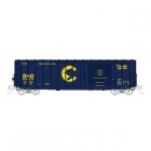 81905 - 50 Canstock Boxcar Chessie System/B&O #480802