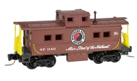 535 00 380 Z Northern Pacific Caboose