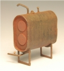 0104 Fuel Tank Bausatz