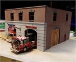 N 001 New York Firehouse Bausatz