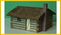 4016 Z Einzel Small Log Cabin