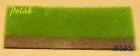 8335 FLOCKDEKOR lang - moosgrün