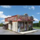 126 N Route 66 Series: DESERT CAFE Bausatz