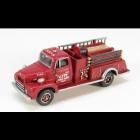 101 N 1950s Era R-190 Fire Truck Bausatz unbemalt