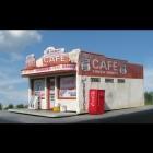 4702 Z Route 66: Desert Cafe Bausatz