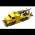 4025 Z I Class MOW with Material Handling Crane Bausatz unbemalt