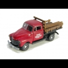 94 N 50s 3100 Chevy Half Ton Flatbed Bausatz unbemalt