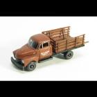 95 N 50s 3800 Chevy One Ton Flatbed Bausatz unbemalt