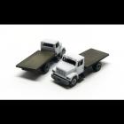 4031 Z Scale I Class Flatbed Freight Trucks Bausatz unbemalt