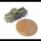 4002 Z 5 Window Truck Classic 1950s Era Bausatz unbemalt