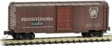 50044061 Weathered Car Pennsylvania Railroad