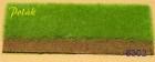 8302 Polak FLOCKDEKOR  - wiesengrün, 4,5mm