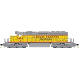 97001221 Union Pacific SD40-2 Rd#3654