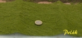 7852 Polak Statdekor grob - mittelgrün Grob - Faser lang 2mm