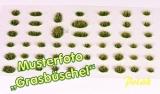 4144 Polak Greenswards tuft of grass 6mm - Varianta D