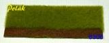 8308 Polak FLOCKDEKOR lang - grüngelb 4,5mm