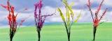 95545 HO Flower Bushes, blühende Büsche