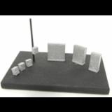 4007 Z Trackside Utility Cabinets & Telephone Boxes Bausatz