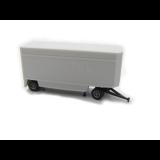 4017 Z 28 Foot Low Deck Pup Trailer Bausatz