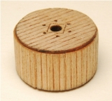 01192 N-SCALE CABLE REELS (COVERED) (6) Kit