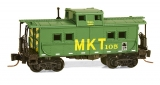 535 00 330 Missouri-Kansas-Texas Caboose