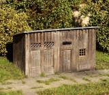 96508 N Shed for Materials, Kit