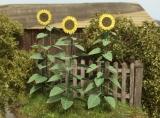 VG7-224, Sunflower, Sonnenblume,  (1:72 / 1:87), Bausatz