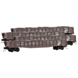 994 00 101 Conrail Four Car Runner Pack