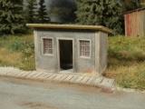 91507 Bushaltestelle Bausatz