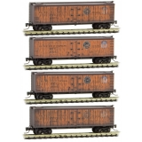 994 05 180 PFE Reefer weathered 4pk