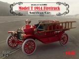 24004 Model T 1914 Firetruck, Bausatz