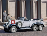 G4 - 1939 German Car with Passenger, Bausatz