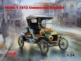Model T 1912 Commercial Roadster, Bausatz