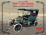 Model T 1911 Touring, American Passenger Car, Bausatz