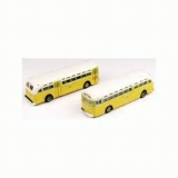 52302 Transit Bus, National City Lines, Shore Line, Kit