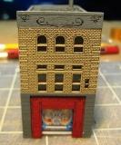 Z05 Z Scale FDNY Squad 18 firehouse, Bausatz