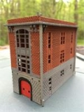 Z23 Z scale New York Hook & Ladder 8 Firehouse, Bausatz