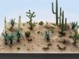 95718 Desert Scene Bausatz