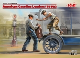 24018, American Gasoline Loaders (1910s) (2 figures), Bausatz