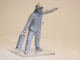 35632 WWII German Firemen (4 figures) in 1:35 [3315632], Bausatz