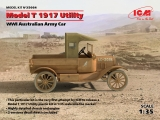 35664, Model T 1917 Utility WWI Australian Army Car in 1:35 [3315664], Kit
