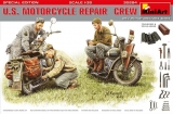 35284 U.S. Motocycle Repair Crew.Special Edition in 1:35 [6465284], Bausatz