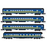 994 01 220 VIA Passenger Car ( 4 Pack) Z