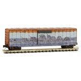 510 44 016 Z Railbox Graffiti  Pearl Harbor